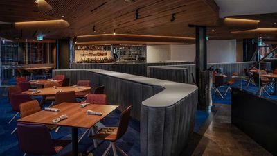 The newly refurbished Quay restaurant in Sydney