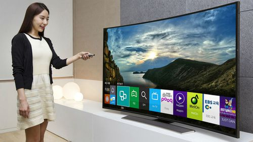 Samsung warns personal conversations in front of smart TVs could be transmitted to a 'third party'
