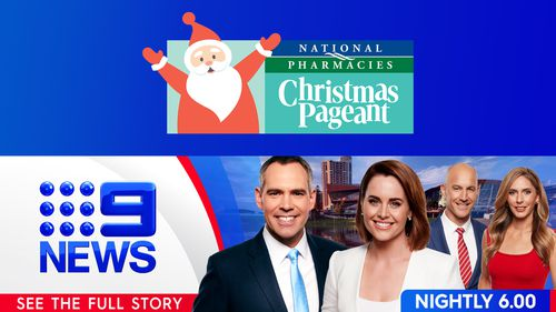 9News and The National Pharmacies Christmas Pageant