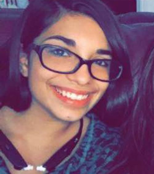 "Angelique Ramirez's family and friends confirmed her death on social media, with a person believed to be her sister describing her as ""kind, beautiful (and) smart"". Picture: Facebook."