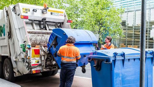 Boys hiding in skip end up in rubbish truck, driven to police station