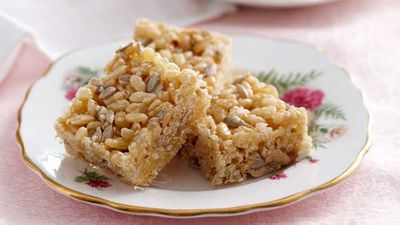 Honey nut crunch