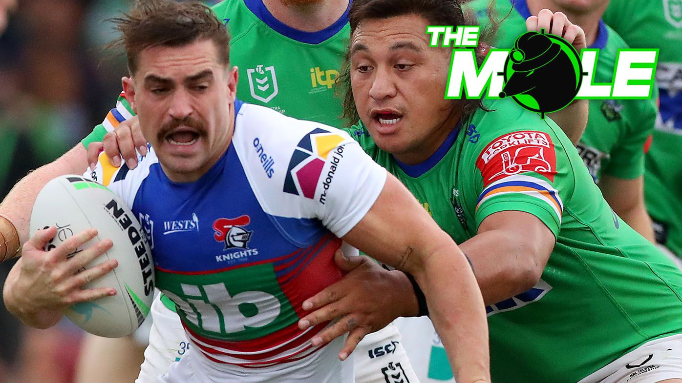 The Mole: Sharks circle Connor Watson as latest signing for new coach Craig Fitzgibbon
