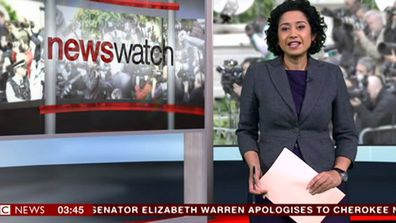 Newswatch host Samira Ahmed argued to the tribunal her work was on par with her male counterparts at the UK network, which they agreed with