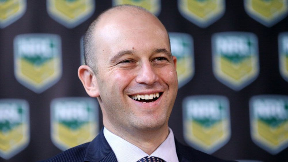 New NRL CEO rules out any expansion