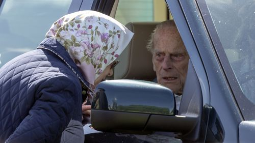 Prince Philip will not be charged over the crash.