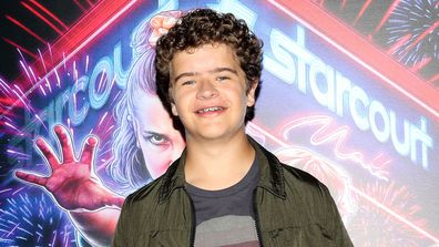 Gaten Matarazzo, Netflix Stranger Things Party, Piscina delle Rose on July 05, 2019, Rome, Italy