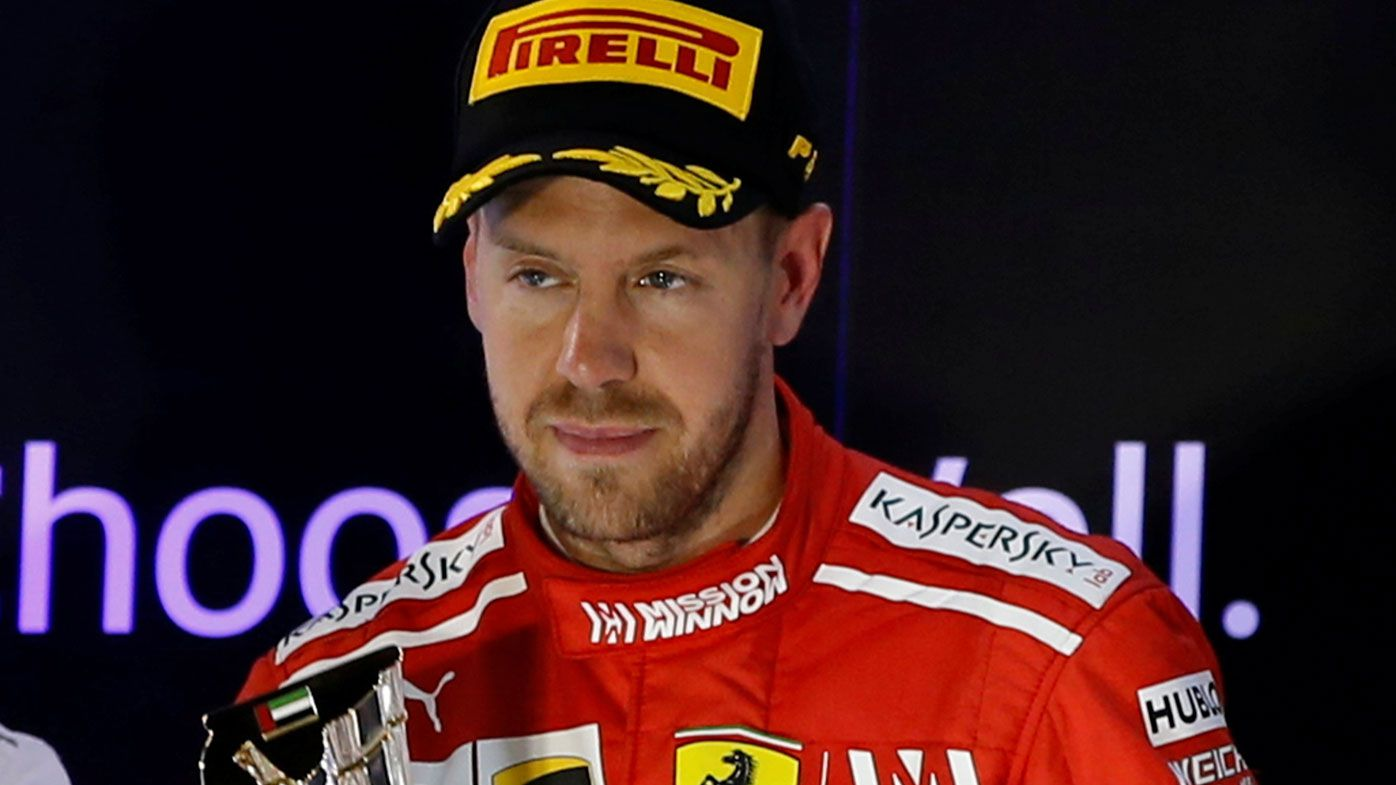 Sebastian Vettel opens up on nightmare F1 season Hamilton rates Verstappen