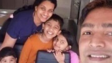A fundraiser to support the family has since raised over $485,000, with organizer and family member Martin Mathew revealing that the family had only moved to Australia six months ago.