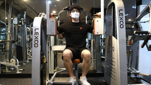 Gyms in Seoul are not allowed to play fast music and have cut speeds on treadmills to counter the rise in daily COVID-19 cases.