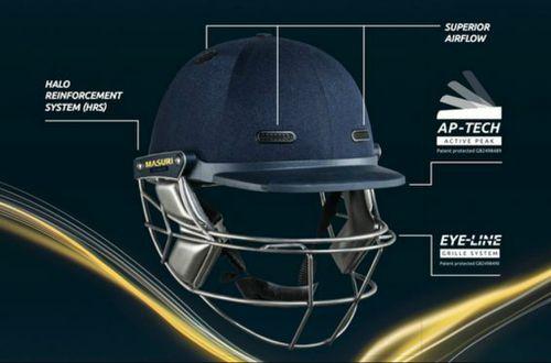 Masuri's new helmet offers slightly more protection to the back of the head. (Masuri)