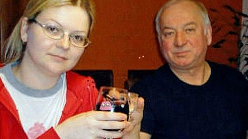 Sergei Skripal and his daughter Yulia were poisoned in March.