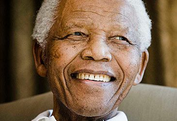 Daily Quiz: For what crime was Nelson Mandela given a life sentence?