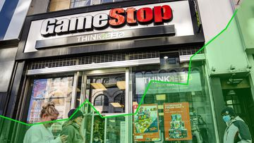 GameStop cashes in on Reddit surge with big stock sale