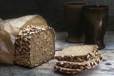 <strong>Spelt bread</strong>