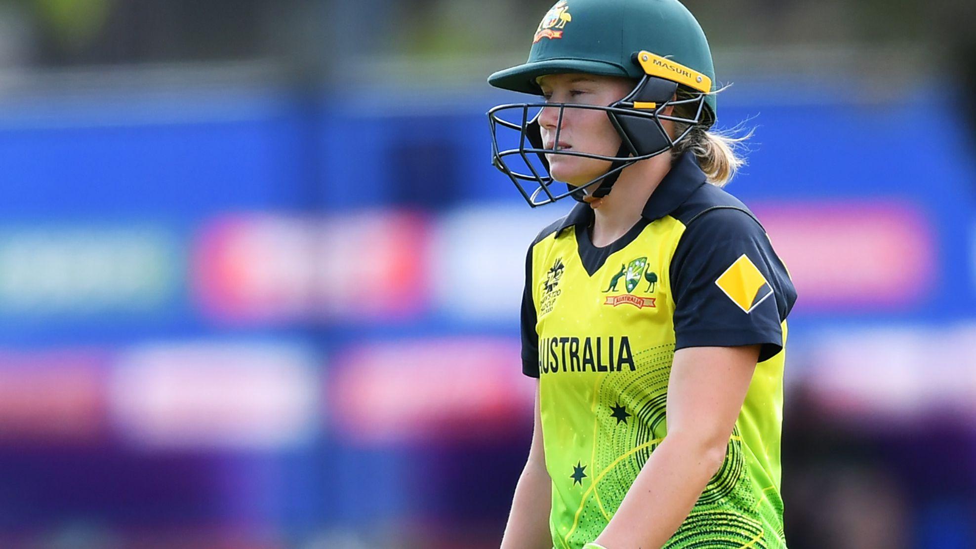 EXCLUSIVE: How Australia star Alyssa Healy can combat form trot
