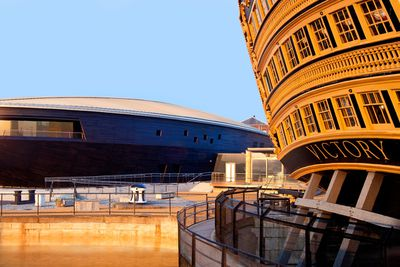<strong>Mary Rose Museum, England</strong>