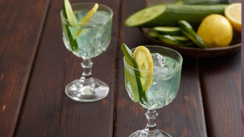 Green beast cocktail