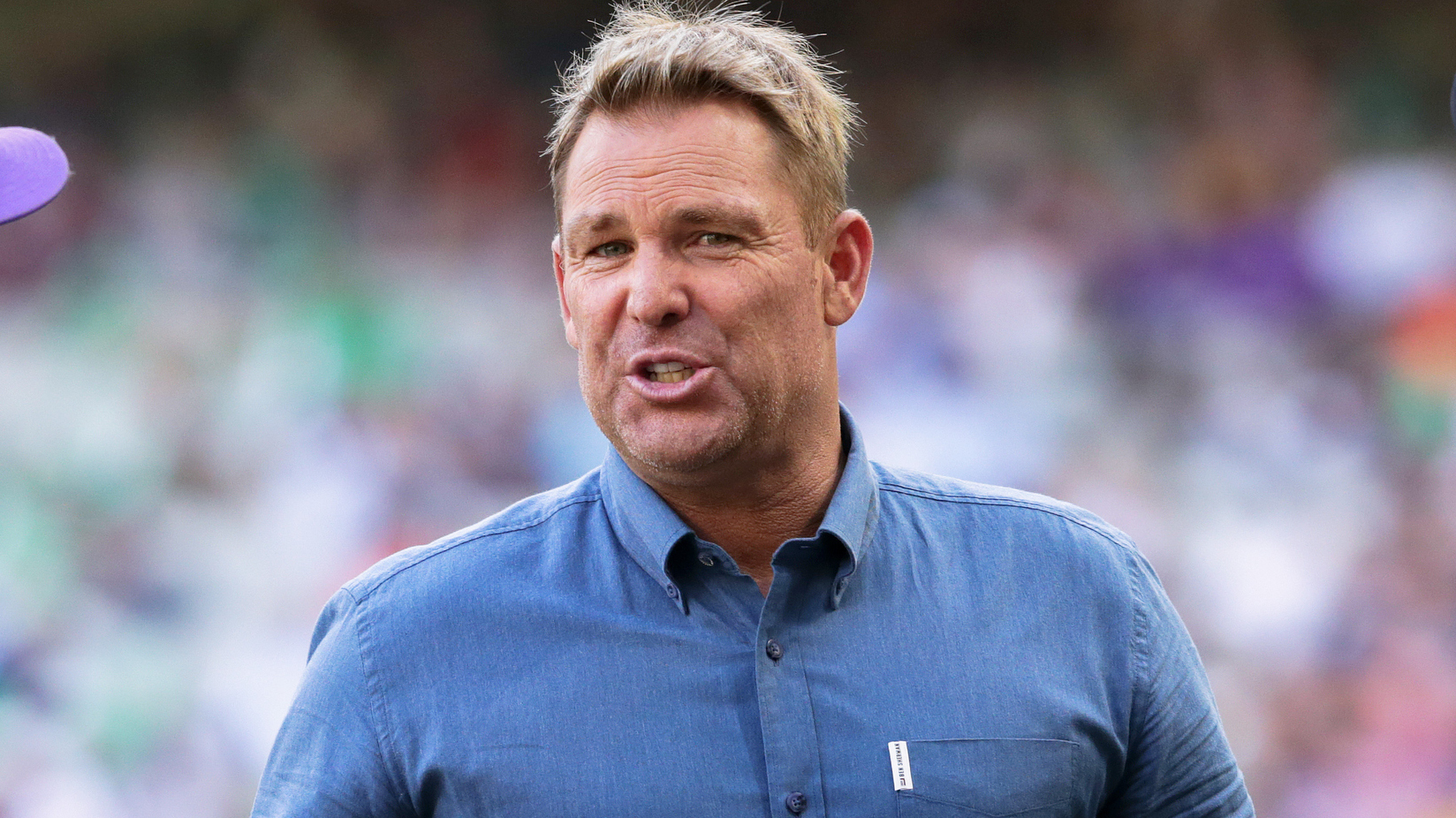 Shane Warne World Cup omission 'ludicrous', says Peter FitzSimons