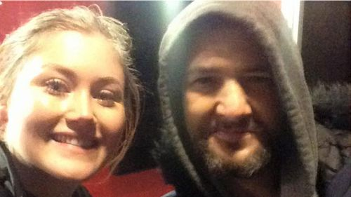Homeless man helps young woman stranded at London's Euston Station