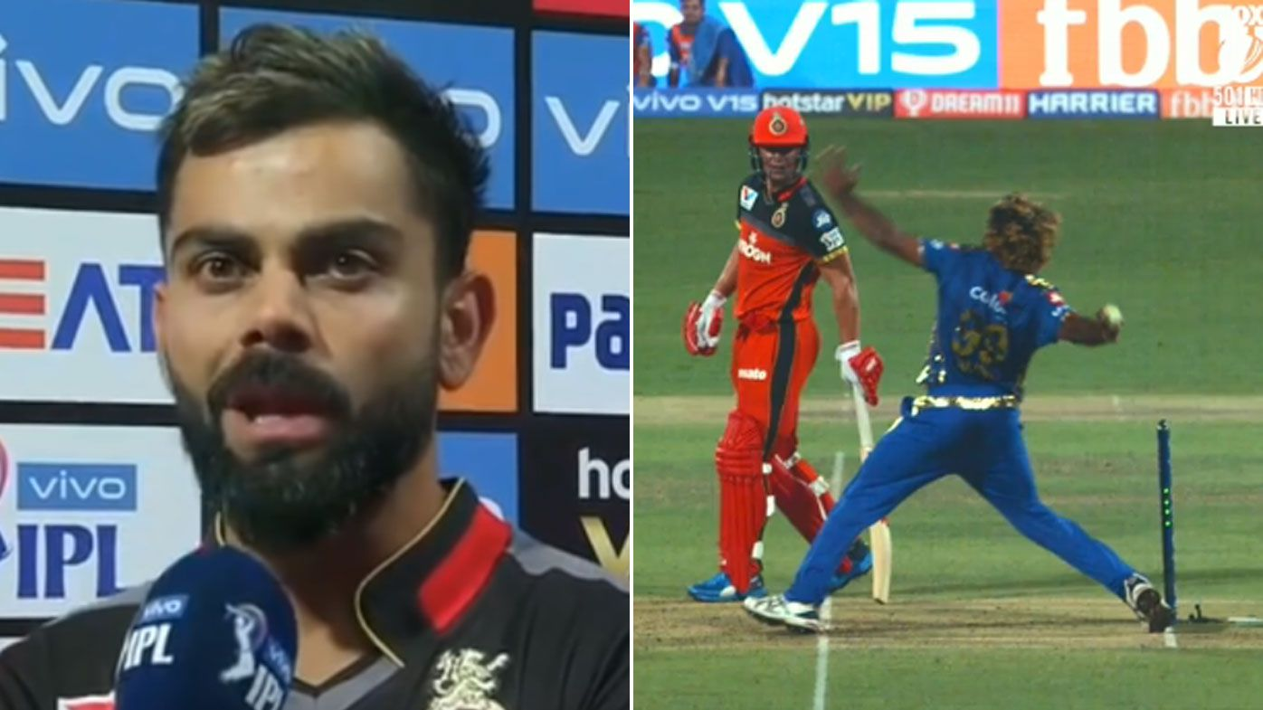 'We are playing IPL, not club cricket': Kohli slams officiating in RCB's loss to Mumbai