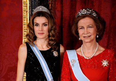 The Prussian/Hellenic tiara