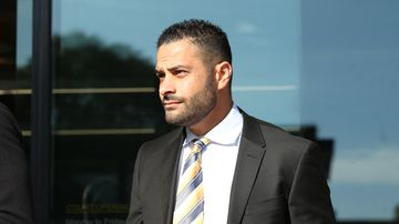 Glowing references save Ali Fahour from jail after on-field punch