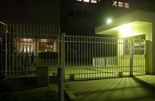 Belgrade Central Prison has been home to some of Europe's most notorious criminals. (AAP)