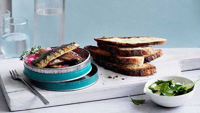 "<a href=""http://kitchen.nine.com.au/2016/05/16/18/46/soused-sardines-on-toast"" target=""_top"">Soused sardines on toast</a> - The Lion, the Witch and the Wardrobe"