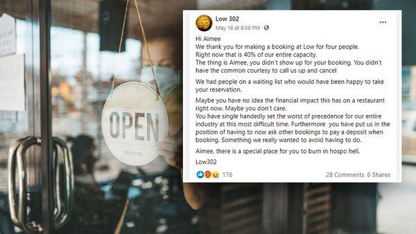 iStock / Facebook: Low 302
