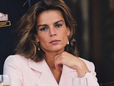Princess Stephanie of Monaco.