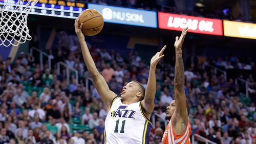Exum set for more NBA game time with Jazz