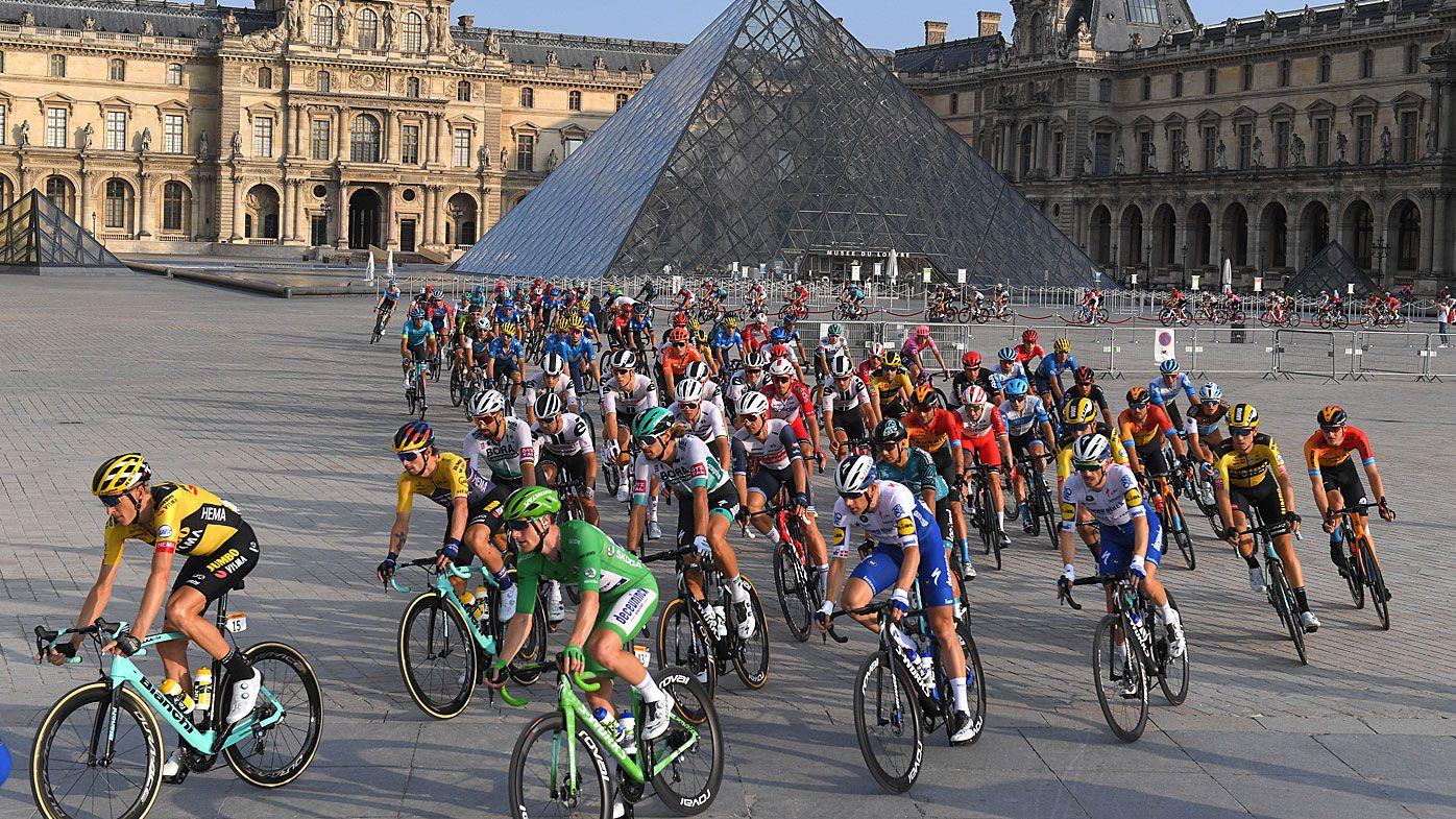 The 107th Tour de France 2020