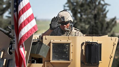 The US military is reportedly planning to withdraw all US forces from Syria towards the end of April.