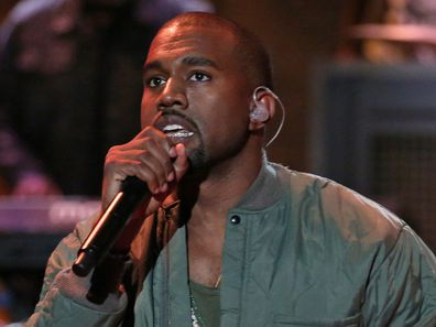 Kanye West, The Tonight Show Starring Jimmy Fallon, September 9, 2013