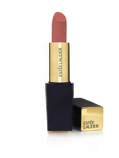 "<a href=""www.esteelauder.com.au"" target=""_blank"">Estée Lauder Pure Color Envy Sculpting Lipstick in Potent, $52.</a>"