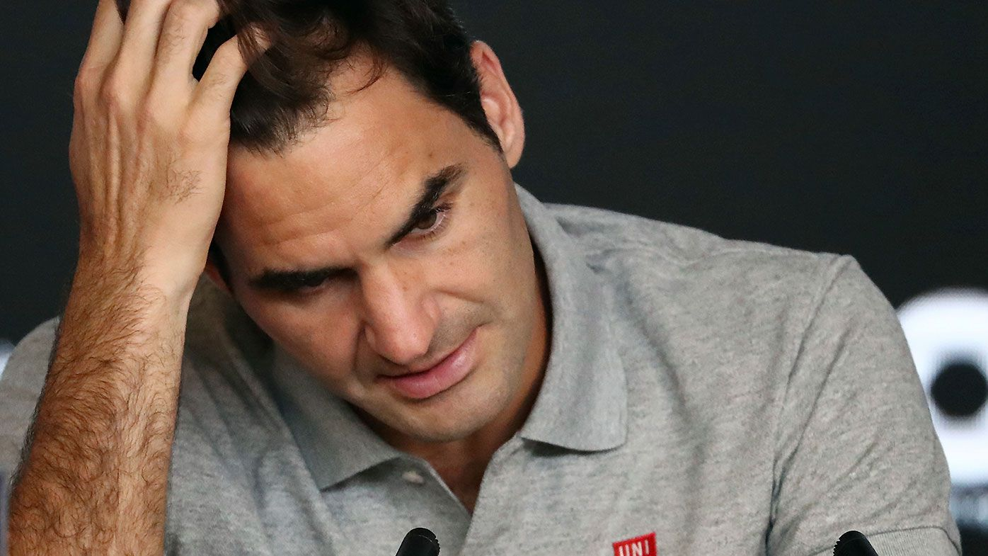 'I was down': Roger Federer opens up on mental struggles following second knee surgery