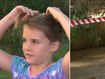 'The water was pushing me': Girl relives storm drain scare