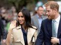 Meghan Markle and Prince Harry talk royal baby names on Australia Tour