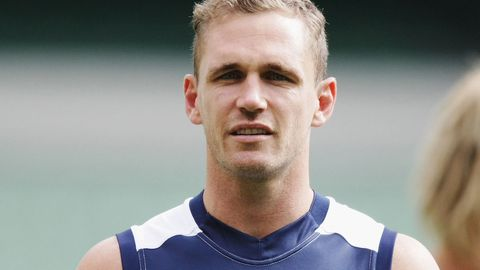 Geelong skipper Joel Selwood