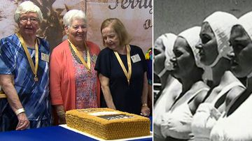 Australia's first female lifesavers finally awarded Bronze Medallions