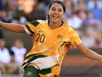 Matildas share their thoughts on the new kit