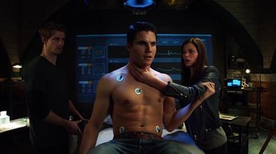 Robbie Amell has played Ronnie Raymond aka Firestorm for the past several season of The Flash