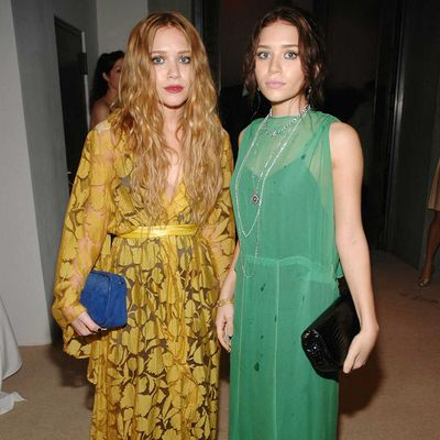 Mary-Kate and Ashley Olsen: 2006
