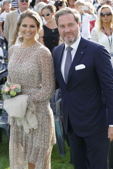 Princess Madeleine royals wearing aussie brands