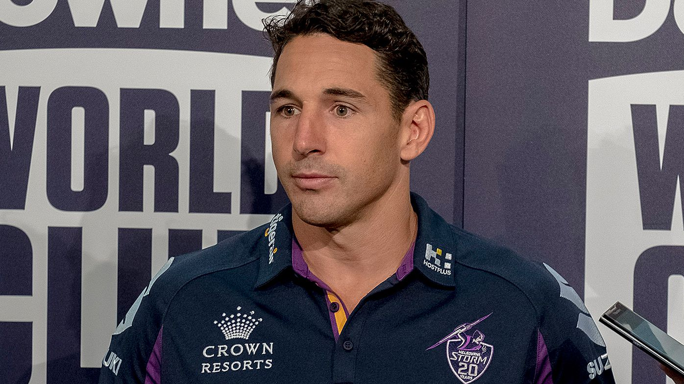 Slater's dive claims split NRL opinion