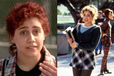 """Remember Brittany Murphy as the adorably clueless 'Tai'? We """"hope not sporadically""""."""