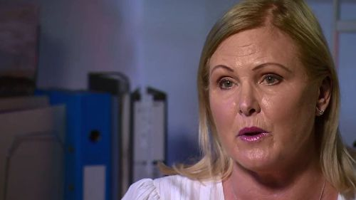 Cyber safety expert Susan McLean said the language was used to frighten and hurt people.