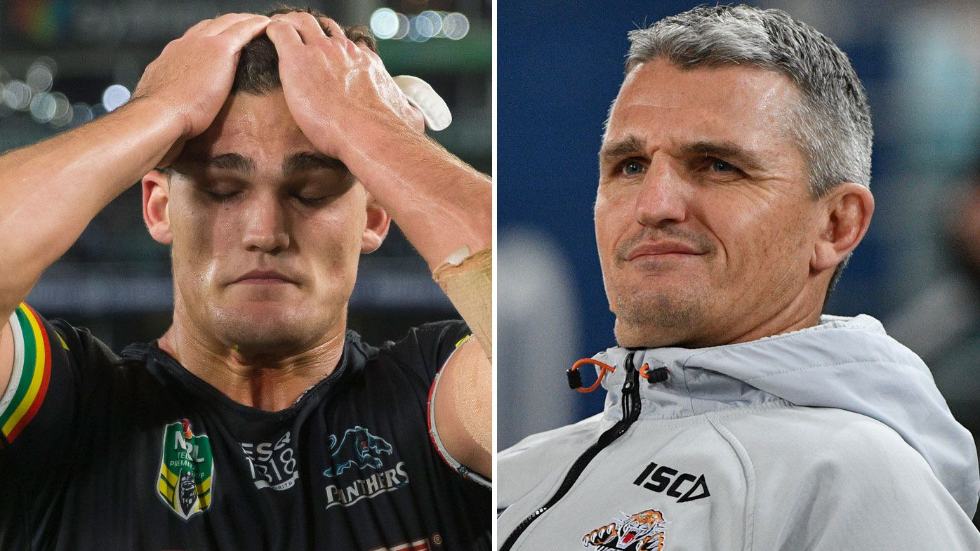 Nathan and Ivan Cleary