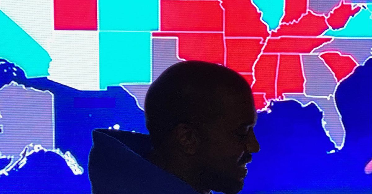 Kanye West concedes race in the presidential election campaigns for 2024 – 9TheFIX